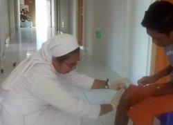 RS Kusta Kefamenanu Rekomendasikan Minyak Nona Mas Untuk Pengobatan. Ini Khasiatnya.