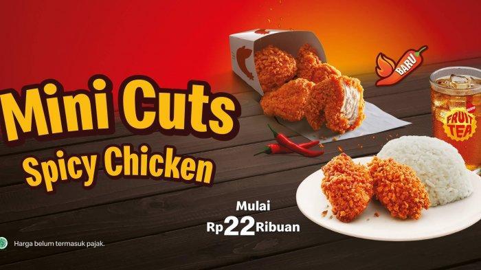 McD Hari ini Jumat 2 April 2021, Promo McD Serba Rp 30 Ribu dan Paket Hemat Mini Cuts Spicy Chicken