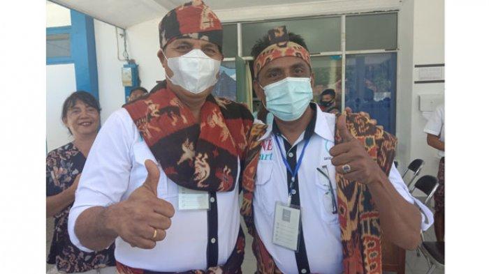 Pilkada Sumba Timur - Kris Praing - David Melo Wadu Unggul Survei oleh Indikator