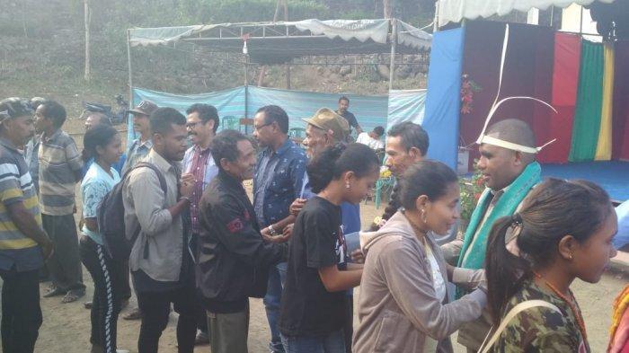 Pertemuan OMK di Adonara, Pesan Romo Syamsudin: OMK Zaman Now Jangan Takut Dikritik