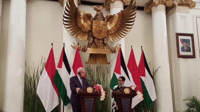 Indonesia Minta Australia Mendukung Proses Perdamaian Palestina-Israel