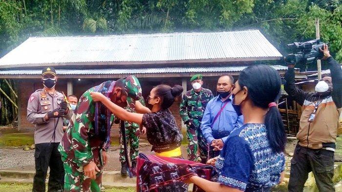 Pangdam Udayana Minta Anggota TNI Kodim Ngada Tidak Anggap Remeh Covid-19