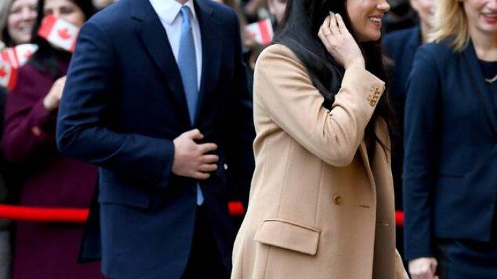 Mundur dari Kerajaan, Pangeran Harry dan Meghan Markle Mulai Rasakan Dampak, Keamanan Bisa Terancam