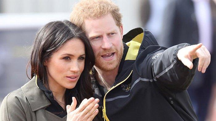 Luar Biasa! Pangeran Harry Ajak Meghan Markle Bersihkan Ranjau di Angola, Ikut Jejak Lady Diana