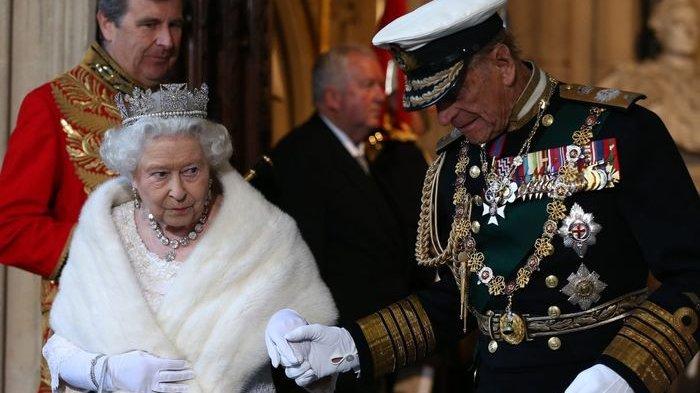 Isi Surat Ratu Elizabeth di Peti Mati Pangeran Philip Ungkap Panggilan Sayang Pangeran untuk Ratu