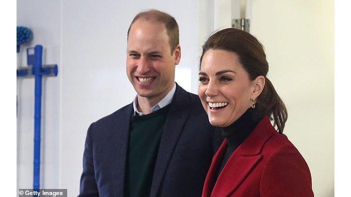 Kate dan William Akhirnya Kunjungi Bayi Archie, Anak Pertama Pangeran Harry-Meghan Markle