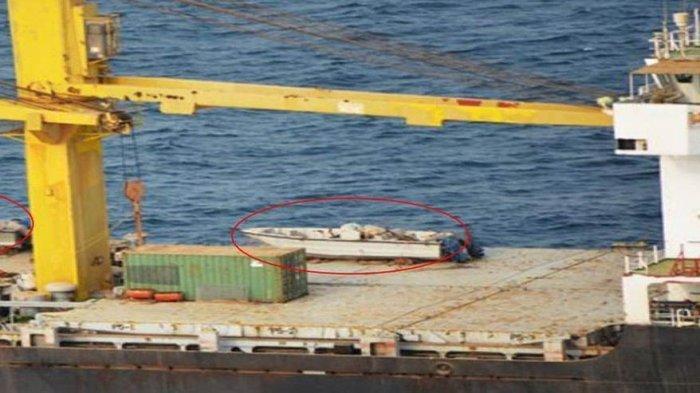 Pangkalan Garda Revolusi Gunakan Kapal Kargo Diserang, Diingatkan Israel , Diprotes Arab Saudi