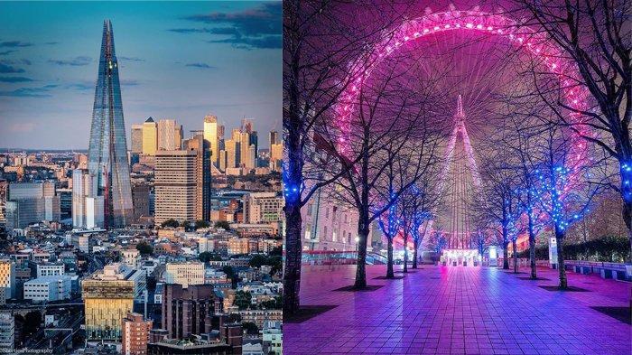 Inilah 10 Tempat Wisata Terbaik di Dunia, London Pertama, Bali Urutan Kelima