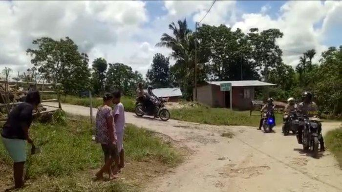 Polsek Matawai La Pawu Imbau Warga Cegah Covid-19