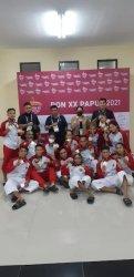 Kempo NTT Berikan Hasil Terbaik Dalam PON XX Papua, Yeni Veronika : Terima Kasih Untuk Masyarakat