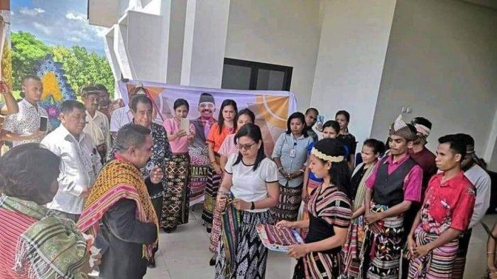 Wow! STAKN Kupang Naik Status Jadi Institut, Harun Natonis Dilantik Jadi Rektor