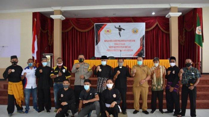 Pemkot Siap Berikan Dukungan, IPSI Kota Kupang Gelar Pelatihan Pelatih & Wasit
