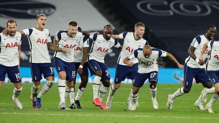 Hasil Piala Liga Inggris - Tottenham Hotspur Taklukkan Chelsea Lewat Drama Adu Penalti, Carabao Cup