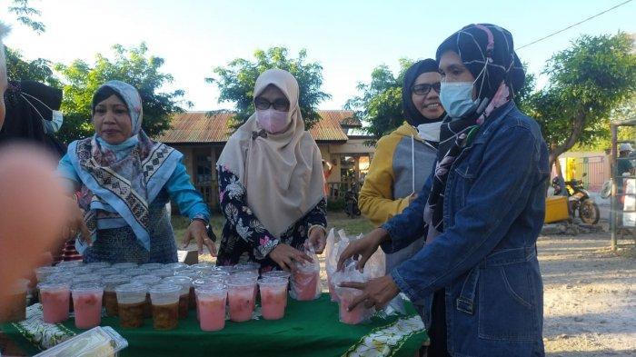 Semarak Ramadan 2021, Pimpinan Daerah Aisyiyah Kota Kupang Gelar Dapur Ta'jil 'Aisyiyah