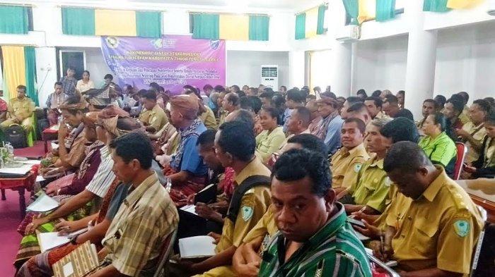 Bahas Masalah Stunting, Pemda TTU Gelar Rapat Koordinasi Lintas Stakeholders,Yuk Simak!