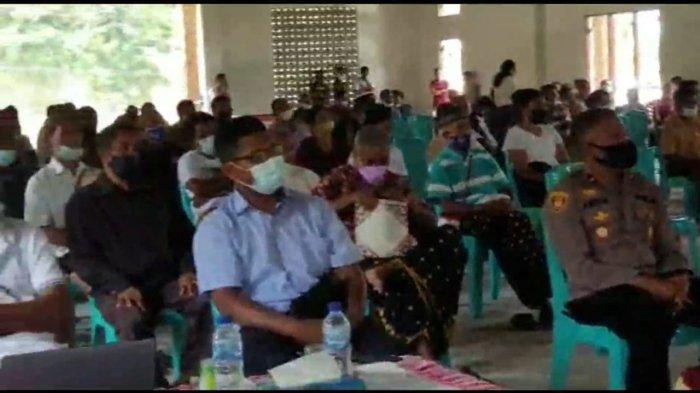 Embu Agapitus Prakarsai Seminar Bertema Suanggi di Kabupaten Nagekeo