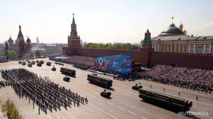 Amerika Sedang Bersiap Perang vs China, Kini Lawan Berat Baru Muncul, Rusia Latihan Perang Dekat AS