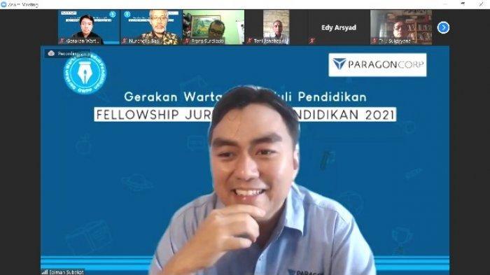Salman Subakat Dorong Budaya Inovasi di Sektor Pendidikan