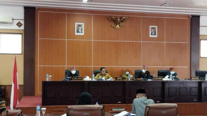 DPRD Soroti Isoman Covid-19 di Kabupaten Manggarai Barat