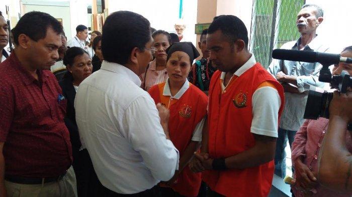 Niat Membeli Cicin Nikah di Kupang, Pasutri Asal Timor Leste Akhirnya Medekam di Penjara