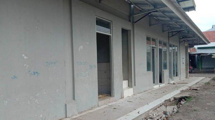 Pasar Balauring Sudah Diresmikan, Bagaimana Nasib Pasar Pada Nubatukan?
