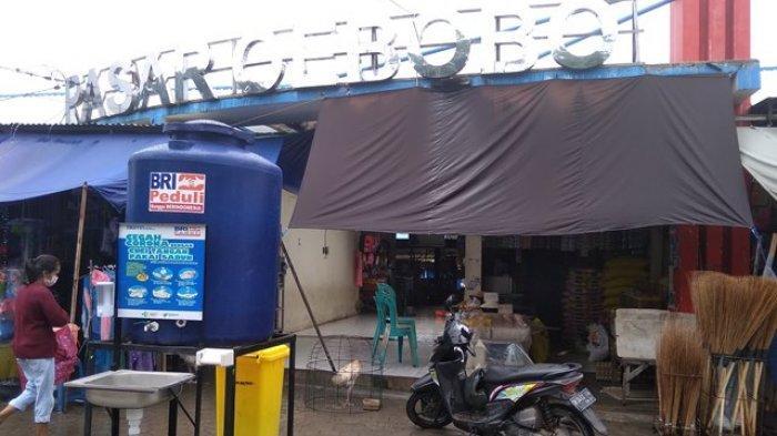Pedagang Pasar di Kupang Pertanyakan Dasar Hukum Kenaikan Sewa Lapak