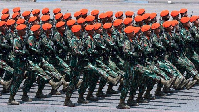 Paskhas TNI AU Pernah Bikin CiutNyali Tentara Australia,Kini Digunakan Anies Baswedan di Tanah Abang