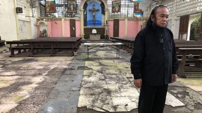 Pastor Chito Rakit Bom untuk Milisi ISIS, Alasannya Bikin Merinding