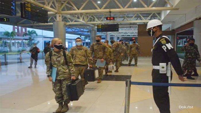 Ribuan Tentara Amerika Dikerahkan ke Indonesia, TNI Siapkan 2.282 Personil AD Siap Lakukan in