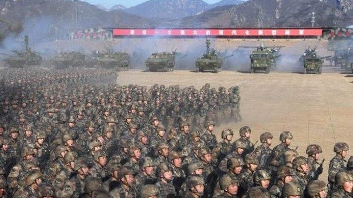 China Diperkirahkan Serang Taiwan Dari Banyak Sudut Sekaligus, Pasukan Taiwan Bisa Kewalahan