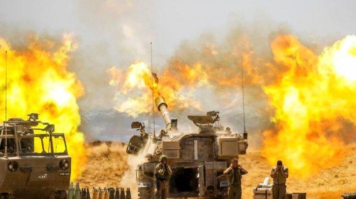 Sudah 148 Orang Tewas, Israel Tak Peduli Seruan Dunia, Netanyahu Janji Serang Terus Hamas di Gaza