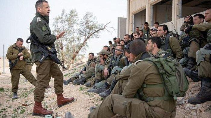Israel Ngamuk,Gunkana Helikopter Bermisil Anti Tank Bombardir Militer Syiria,Getegangan Makin Panas