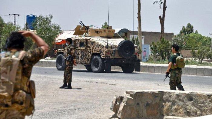 Taliban Belum Bisa Lega, Setelah AS Pergi, China dan Pakistan Siap Masuk Amankan Afganistan