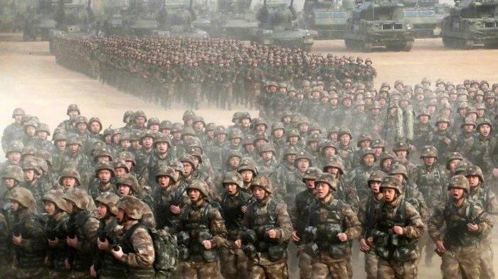 Orang Terkuat ke-2 China Ungkap Skenario Terburuk JikaGempur AS, Jenderal AS: Kami Serang Duluan