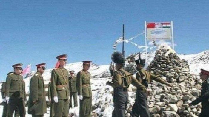4 tentara China Tewas dalam Bentrokan Dengan Pasukan India di Perbatasan, Beijing Baru Mengaku