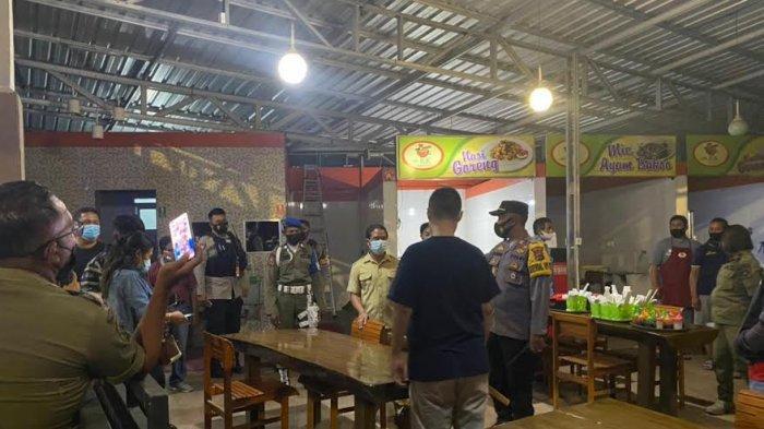 Satgas Covid-19: Operasi Yustisi Protokol Kesehatan Terus Dilakukan, Di Kupang Warung Langgar Prokes