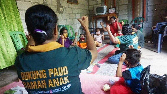 Kisah Pendampingan PAUD Ramah Anak Oleh LPMM Kupang: Berdampak Naiknya Anggaran Dana Desa untuk PAUD