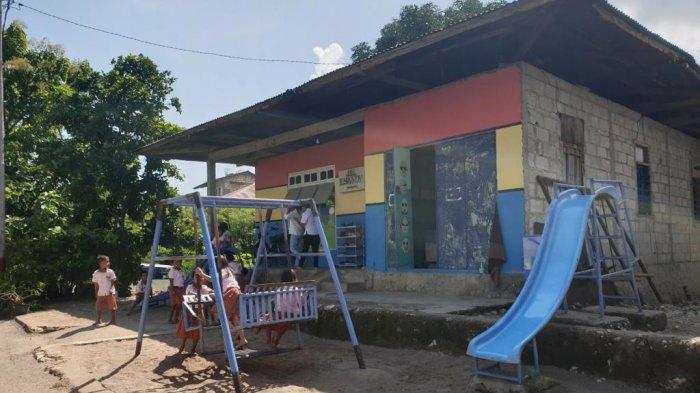 Alfamart Bangun Sekolah di Kupang, Ini Tujuannya