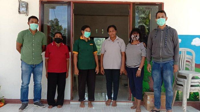 Pengelola PAUD Ramah Anak Syalom, Desa Kuaklalo Selalu Mencari Tema yang Relevan