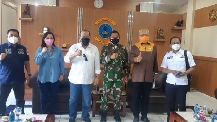 Paul Liyanto Usul Lantamal VII Kupang Berubah Status Jadi Komando Daerah Militer