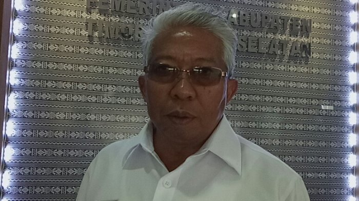 Akhirnya Bupati TTS Paul Mella dan Ketua KPUD Tanda Tangani NPHD