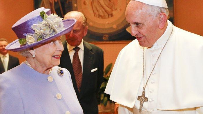Paus Fransiskus Izinkan Leluhur Pangeran William Diproses Menjadi Santo