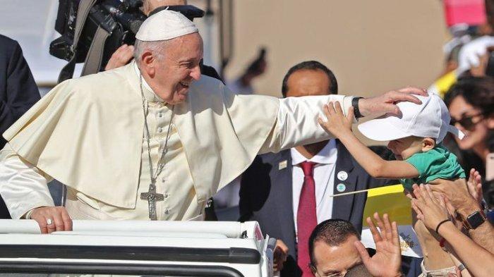 Meneropong Kunjungan Paus Fransiskus ke Uni Emirat Arab