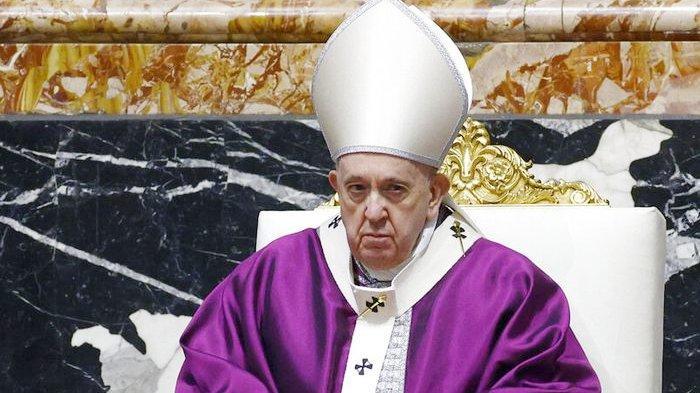 Besok Paus Fransiskus ke Irak, Ada Serangan Roket, Pemimpin Tertinggi Umat Katolik Minta Didoakan