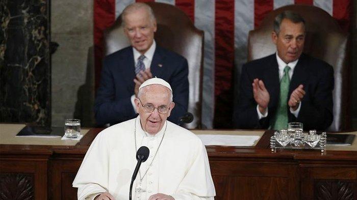 Paus Fransiskus ke Irak,Kunjungi Lokasi Bekas Pembantaian Warga Kristen: Ada Harapan Rekonsiliasi