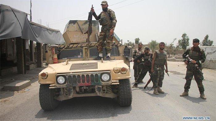 China Desak Taliban Putuskan Jaringan dengan Semua Kelompok Teroris , Bila Inginkan Hal