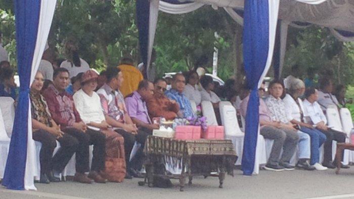 Walikota Kupang Jefri Riwu Kore Ikut Pawai Kemenangan Paskah