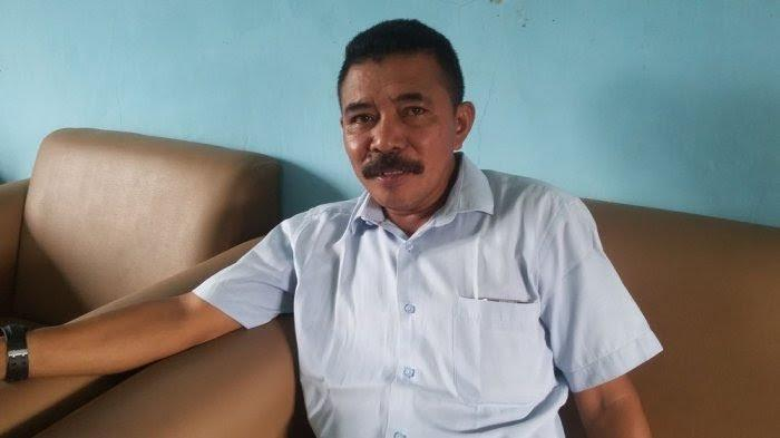 Direktur PDAM Wae Mbeliling Labuan Bajo, Aurelius Hubertus Endo.