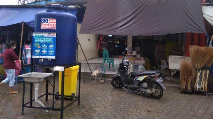 Pedagang Pasar Oebobo Rencana Keluhkan Kenaikan Sewa Lapak