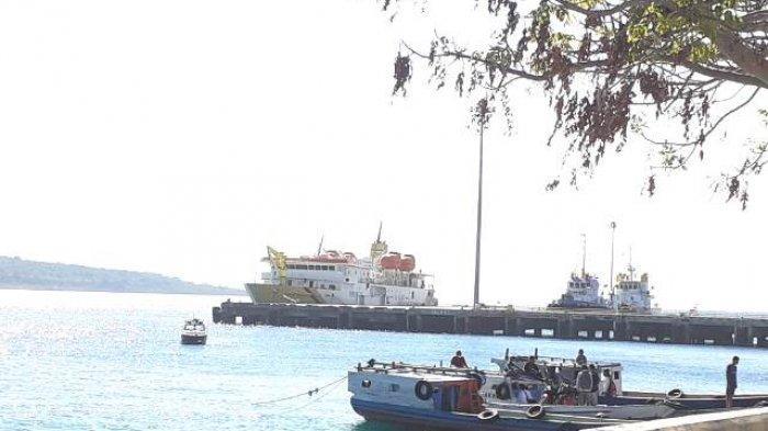Kru dan penumpang positif covid 19, Operasional 4 kapal di Pelabuhan Tenau Kupang Dihentikan